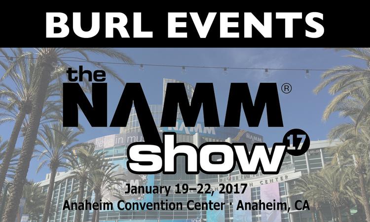NAMM 2017