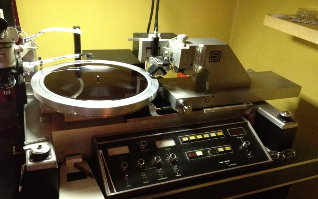 Burl Vinyl Cutting