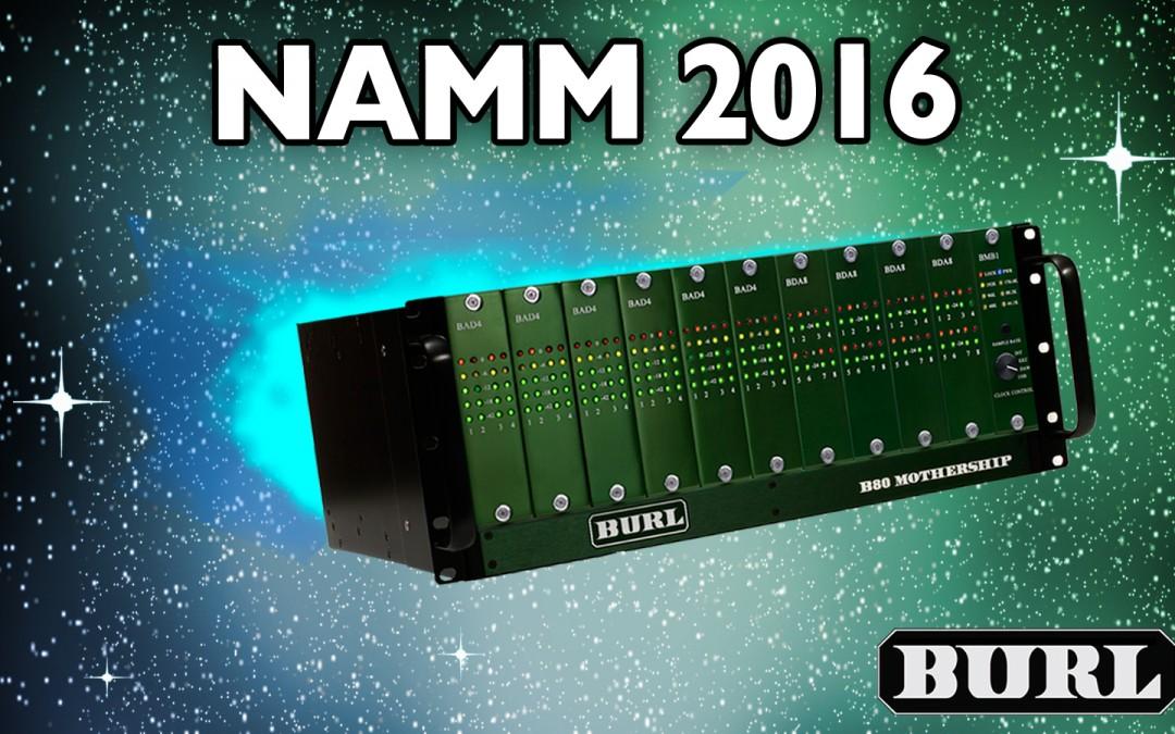 NAMM 2016
