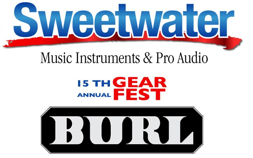 Sweetwater 15th Annual GearFest