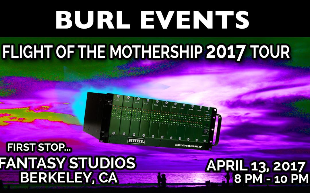 Fantasy Studios Event