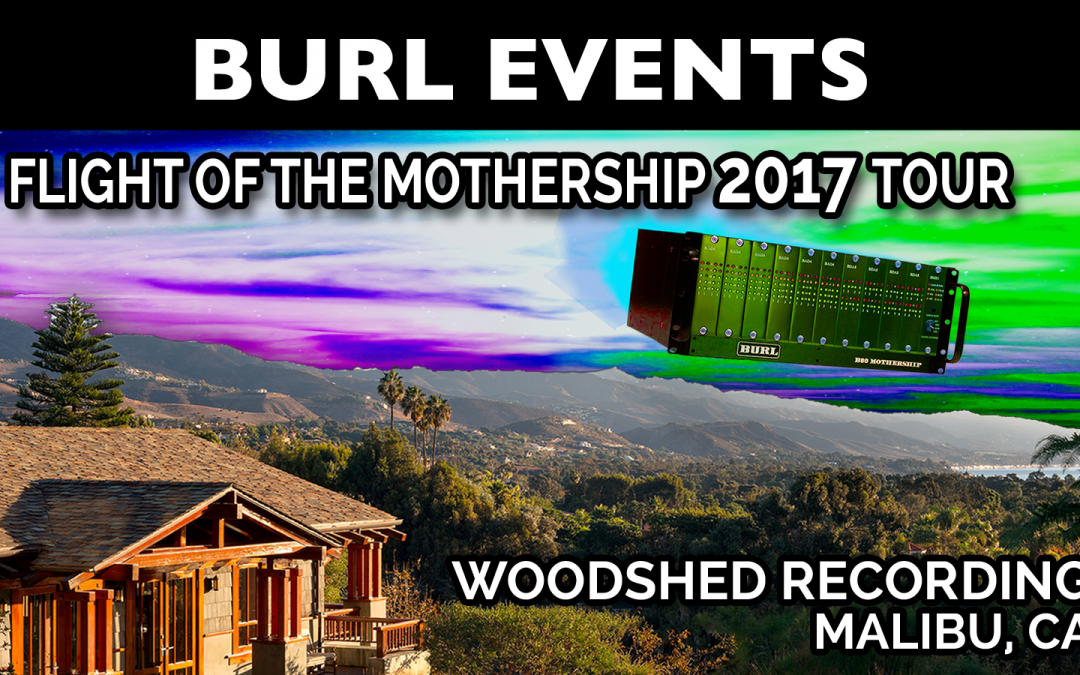 BURL Listening Event at Woodshed in Malibu, CA