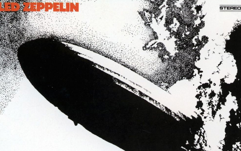 Featured Vinyl – Led Zeppelin I