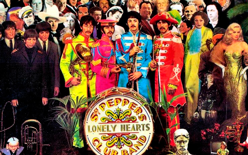 Featured Vinyl – Sgt. Pepper's Lonely Hearts Club Band