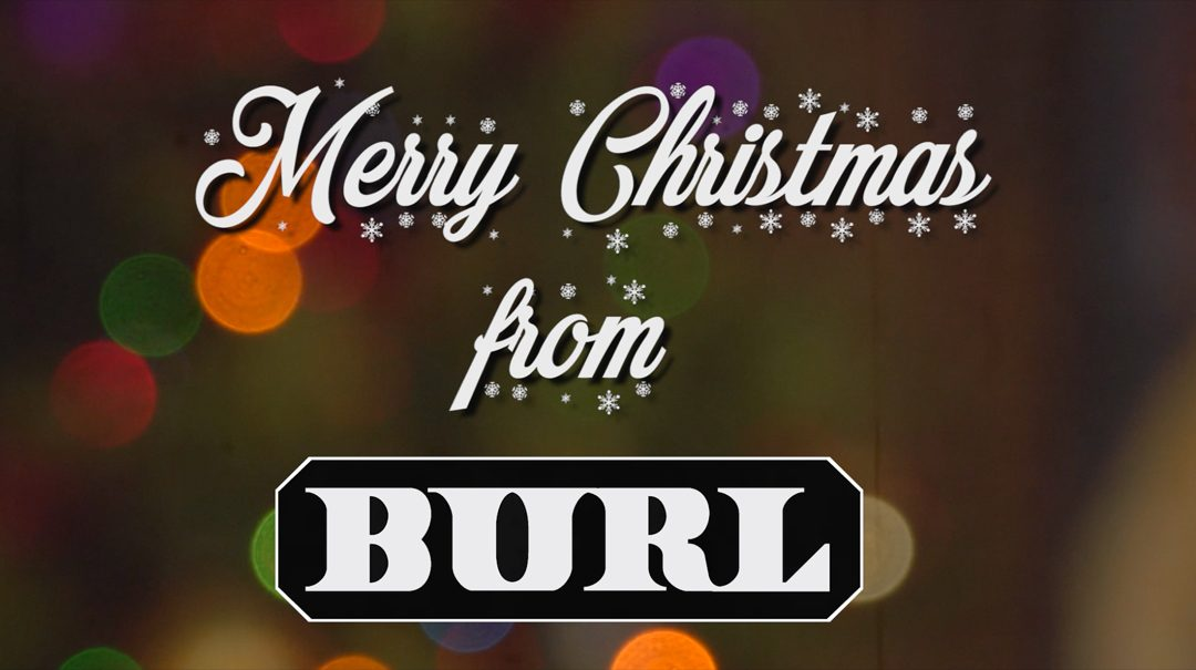 Merry Christmas from BURL