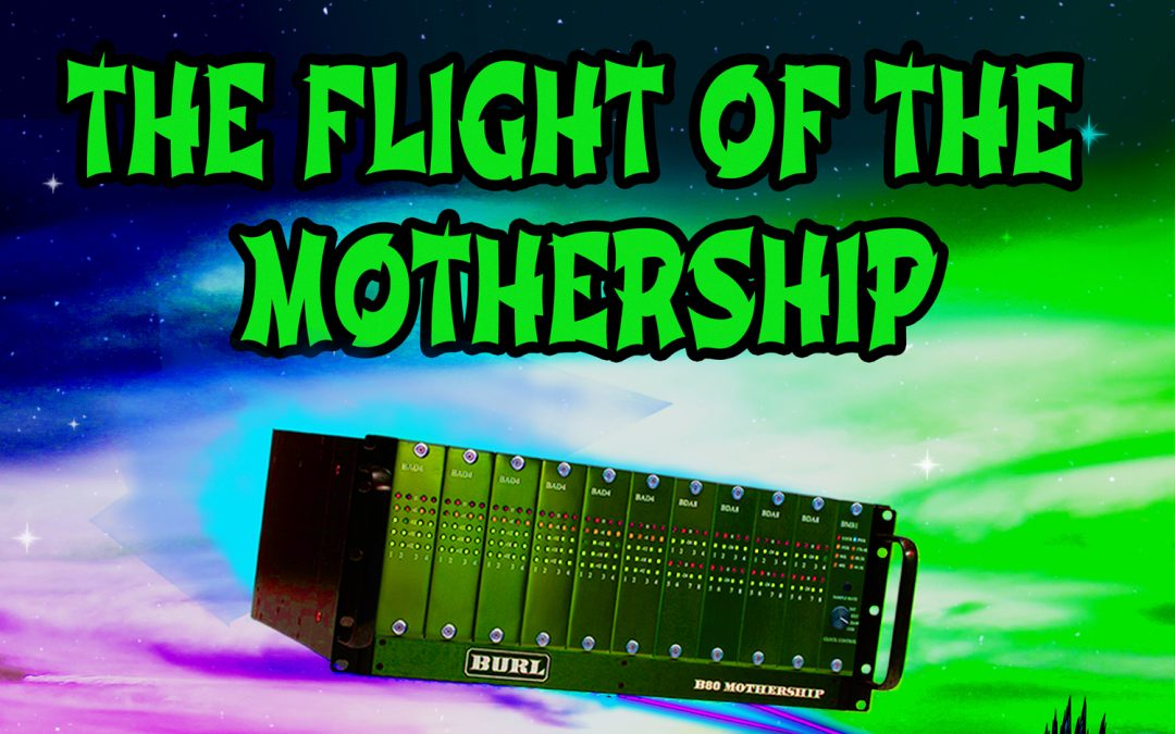 Flight of the Mothership 2017