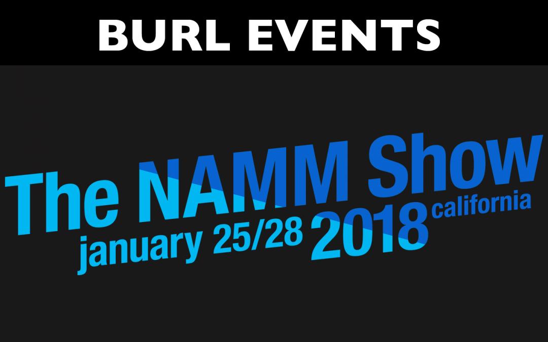 NAMM Show 2018