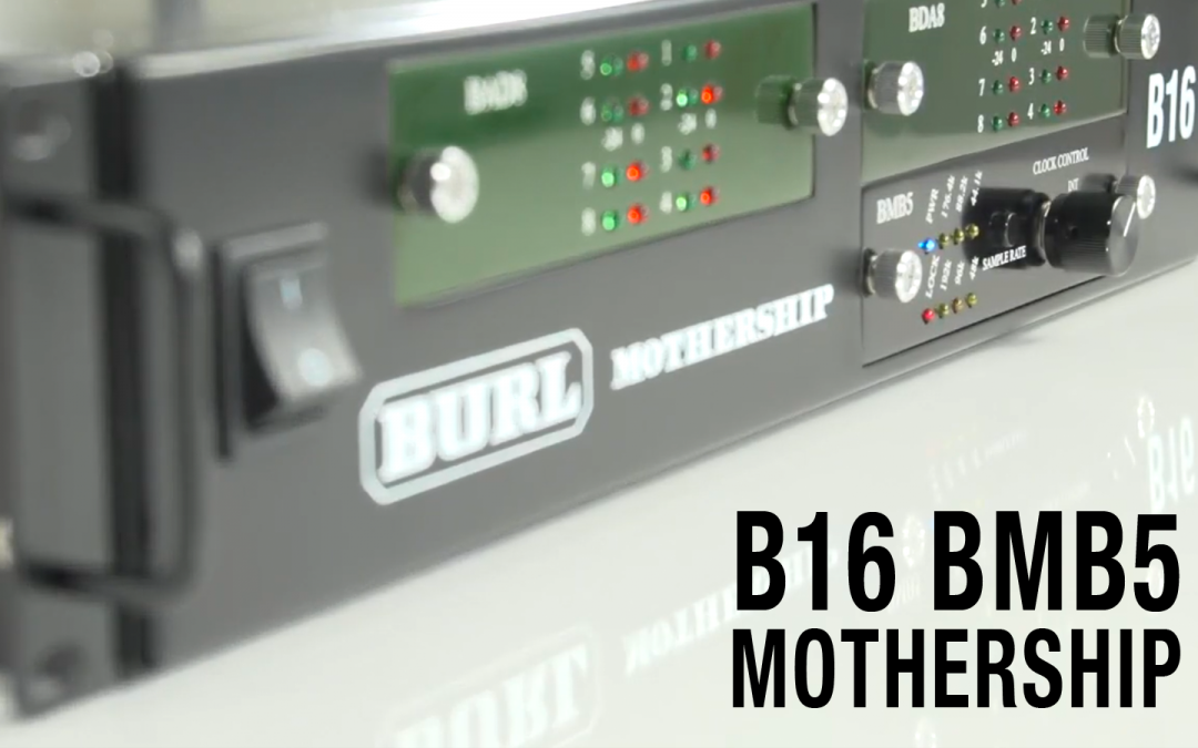 B16 BMB5 Mothership