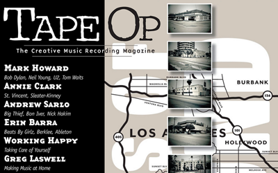 TapeOp Review of B4 MIC/LINE Daughter Card