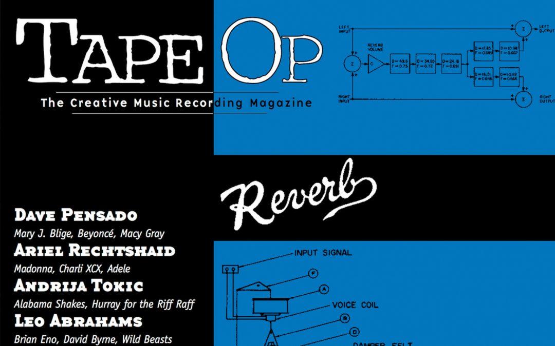 TapeOp Review of B1/B1D